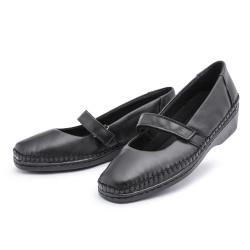 Sapato Sapatilha Top Franca Shoes Boneca Preto - Diconfort Calçados | Calçados confortáveis e anatômicos