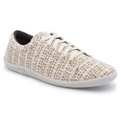 Sapatênis Feminino com Estampa - Top Franca Shoes | Calçados confortáveis em Couro