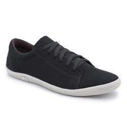 Sapatênis Feminino Preto - Top Franca Shoes | Calçados confortáveis em Couro