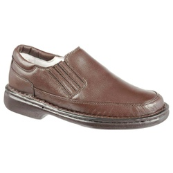 Sapato Social de Conforto Masculino Anatomico Tama... - Top Franca Shoes | Calçados confortáveis em Couro