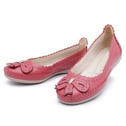 Sapatilha Feminina Conforto Goiaba - Diconfort Calçados | Calçados confortáveis e anatômicos
