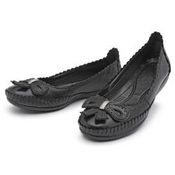 Sapatilha Feminina Top Franca Shoes Conforto Preto - Top Franca Shoes | Calçados confortáveis em Couro