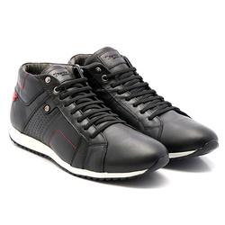 Tênis Sapatênis Conforto Anatômico Top Franca Shoe... - Top Franca Shoes | Calçados confortáveis em Couro