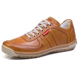 Sapatênis Casual Conforto Masculino Castor - Diconfort Calçados | Calçados confortáveis e anatômicos