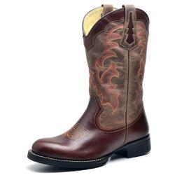 Bota Country Texana Top Franca Shoes Fossil Cafe - Top Franca Shoes | Calçados confortáveis em Couro