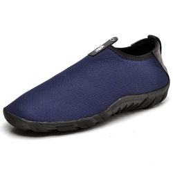 Sapatilha Aquática Esporte Náutico Neoprene Marinh... - Top Franca Shoes | Calçados confortáveis em Couro
