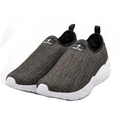 Tênis Esporte Fitnes Top Franca Shoes Café - Top Franca Shoes | Calçados confortáveis em Couro