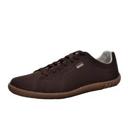 Sapatênis Casual Top Franca Shoes Café - Top Franca Shoes | Calçados confortáveis em Couro