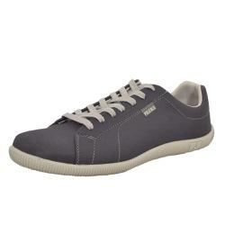 Sapatênis Casual Top Franca Shoes Chumbo - Top Franca Shoes | Calçados confortáveis em Couro