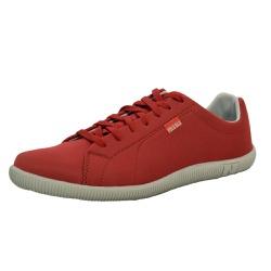 Sapatênis Casual Top Franca Shoes Vermelho - Top Franca Shoes | Calçados confortáveis em Couro