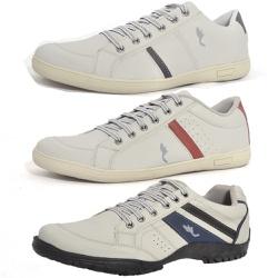 Kit 3 Pares Sapatênis Casual Top Franca Shoes Cinz... - Top Franca Shoes   Calçados confortáveis em Couro