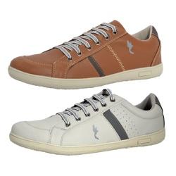 Kit 2 Pares Sapatênis Casual Top Franca Shoes Came... - Top Franca Shoes   Calçados confortáveis em Couro