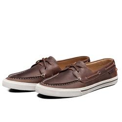 Tênis Sapatênis Lomen Sider Asher Pinhão - Diconfort Calçados | Calçados confortáveis e anatômicos
