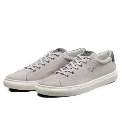 Tênis Sapatênis Lomen Sneakers Jetro Cinza - Diconfort Calçados | Calçados confortáveis e anatômicos