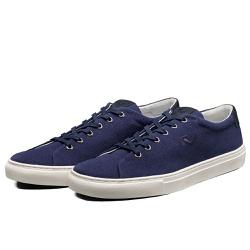 Tênis Sapatênis Lomen Sneakers Jetro Marinho - Diconfort Calçados | Calçados confortáveis e anatômicos