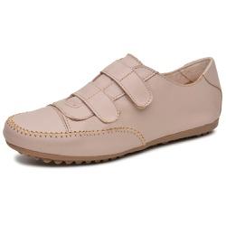 Mocatênis Feminino Top Franca Shoes Rose - Top Franca Shoes | Calçados confortáveis em Couro