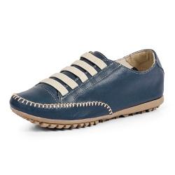 Mocatênis Feminino Top Franca Shoes Azul Marinho - Diconfort Calçados | Calçados confortáveis e anatômicos