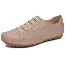 Mocatênis Feminino Top Franca Shoes Rose - Diconfort Calçados | Calçados confortáveis e anatômicos
