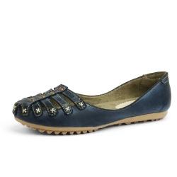 Sandália Sapatilha Feminina Top Franca Shoes Marin... - Diconfort Calçados | Calçados confortáveis e anatômicos