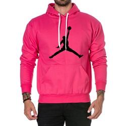 Moletom Masculino Jordan - Pink - Top Franca Shoes | Calçados confortáveis em Couro