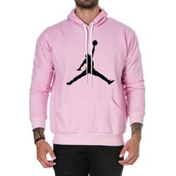 Moletom Masculino Jordan - Rosa - Top Franca Shoes   Calçados confortáveis em Couro