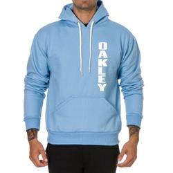 Moletom Masculino Oakley - Azul - Top Franca Shoes   Calçados confortáveis em Couro