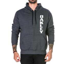 Moletom Masculino Oakley - Grafite - Top Franca Shoes | Calçados confortáveis em Couro