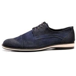 Sapato Social Oxford Top Franca Shoes Marinho - Top Franca Shoes | Calçados confortáveis em Couro