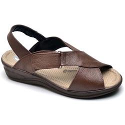 Sandália Tamanco Conforto Anatomico Ortopédica Caf... - Diconfort Calçados | Calçados confortáveis e anatômicos