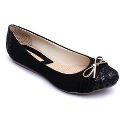 Sapatilha Feminina Confortável Com Laço - Diconfort Calçados | Calçados confortáveis e anatômicos