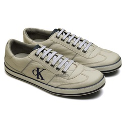 Sapatênis Casual Masculino Calvin Klein - Top Franca Shoes | Calçados confortáveis em Couro