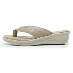 Sandália Chinelo de Dedo Conforto Anatomico Ortopé... - Diconfort Calçados | Calçados confortáveis e anatômicos