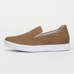 Tênis Sapatênis Slip Casual Top Franca Shoes Areia... - Diconfort Calçados | Calçados confortáveis e anatômicos