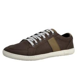 Sapatênis Tênis Masculino Top Franca Shoes Café - Top Franca Shoes | Calçados confortáveis em Couro
