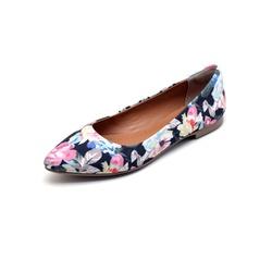 Sapatilha Feminina Bico Fino Top Franca Shoes Beij... - Top Franca Shoes | Calçados confortáveis em Couro