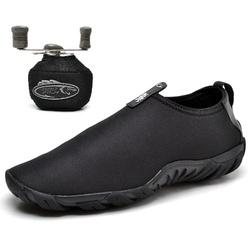 Sapatilha Náutica Antiderrapante Pesca Bike Mergul... - Top Franca Shoes | Calçados confortáveis em Couro