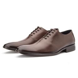 Sapato Wholecut Premium Masculino 2001 - Top Franca Shoes | Calçados confortáveis em Couro