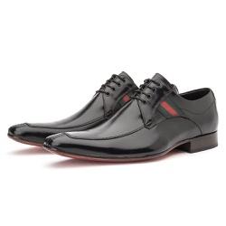 Sapato Social Masculino Derby de Amarrar - Top Franca Shoes | Calçados confortáveis em Couro