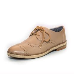 Sapato Social Feminino Inglês Casual Top Franca Sh... - Top Franca Shoes | Calçados confortáveis em Couro