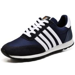 Tênis Sport Fit Azul Marinho - Diconfort Calçados | Calçados confortáveis e anatômicos