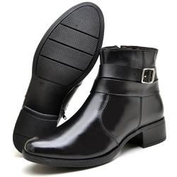 Bota Country Montaria Feminina Top Franca Shoes Pr... - Top Franca Shoes   Calçados confortáveis em Couro