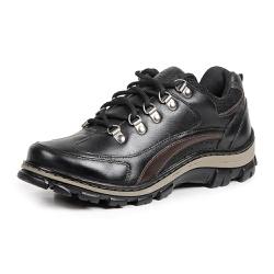Bota Tenis Adventure Top Franca Shoes Preto - Top Franca Shoes | Calçados confortáveis em Couro