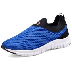 Tênis Masculino Esporte Fit Snap Shoes Azul - Top Franca Shoes | Calçados confortáveis em Couro
