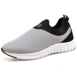 Tênis Masculino Esporte Fit Snap Shoes Cinza - Top Franca Shoes | Calçados confortáveis em Couro