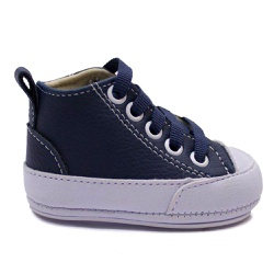 Bota Azul Infantil Bebê - Torani Calçados