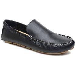 Sapato Mocassim Masculino Couro Preto - Torani Calçados
