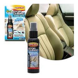Stop Cheiro New Fresh Spray 60 ml Carro Novo - Total Latas - A loja online do seu automóvel