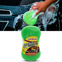 Esponja Lavar Auto Luxcar - Total Latas - A loja online do seu automóvel