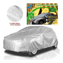 Capa Protetora Contra Pó Tamanho Médio -Zana - Total Latas - A loja online do seu automóvel