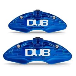 Capa Pinça de Freio 14/26 Azul Par DUB - Total Latas - A loja online do seu automóvel